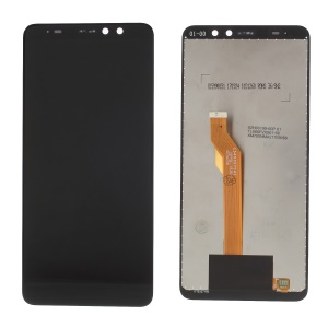 OEM for HTC U11 Eyes LCD Screen and Digitizer Assembly Repair Part - Black