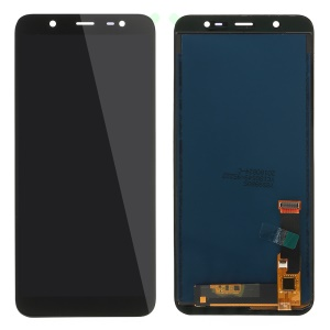 LCD Screen and Digitizer Assembly Part for Samsung Galaxy J8 (2018) J810 with Screen Brightness IC - Black