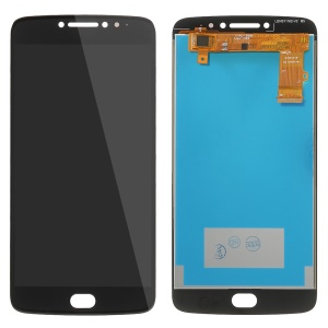 For Motorola Moto E4 Plus EU Version LCD Screen and Digitizer Assembly Replacement - Black