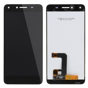 For Huawei Y5II LCD Screen and Digitizer Assembly Repair Part - Black