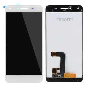 For Huawei Y5II LCD Screen and Digitizer Assembly Spare Part - White