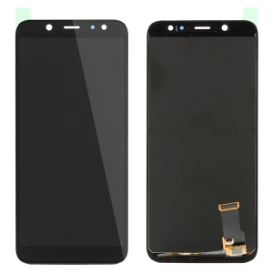 LCD Screen and Digitizer Assembly for Samsung Galaxy A6 (2018) A600 with Screen Brightness IC - Black