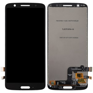 LCD Screen and Digitizer Assembly Replacement for Motorola Moto G6 - Black