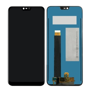 OEM Screen and Digitizer Assembly Replacement Part for Nokia 6.1 Plus / X6 - Black