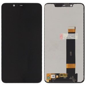 OEM Screen and Digitizer Assembly for Nokia 5.1 Plus / X5 - Black
