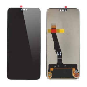 LCD Screen and Digitizer Assembly Spare Part for Huawei Honor 8X - Black