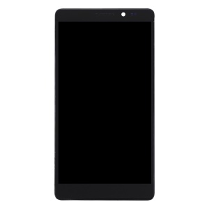 LCD Screen and Digitizer Assembly + Frame for Huawei Mate 8 - Black