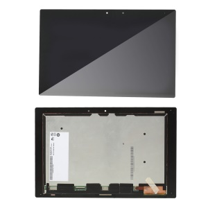 LCD Screen and Digitizer Assembly for Sony Xperia Z2 Tablet Wi-Fi SGP511 SGP512 - Black