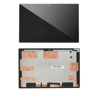 LCD Screen and Digitizer Assembly Part Replacement for Sony Xperia Z4 Tablet - Black