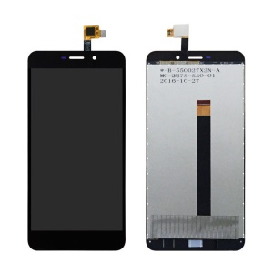 OEM LCD Screen and Digitizer Assembly Replacement Part for UMI Super - Black