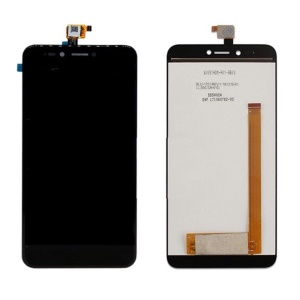OEM Disassembly LCD Screen and Digitizer Assembly for Wiko U Pulse - Black