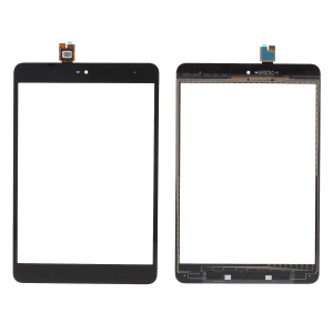 OEM Touch Digitizer Screen Front Glass Replacement for Xiaomi Mi Pad 2 7.9-inch (2015) - Black