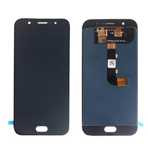 OEM Disassembly LCD Screen and Digitizer Assembly for Wiko WIM - Black