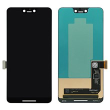 OEM LCD Screen and Digitizer Assembly Repair Part for Google Pixel 3 XL - Black