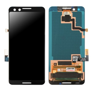 OEM for Google Pixel 3 LCD Screen and Digitizer Assembly Spare Part - Black