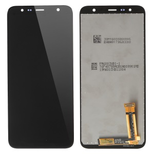 OEM LCD Screen and Digitizer Assembly Replace Part for Samsung Galaxy J4+/J6+ - Black