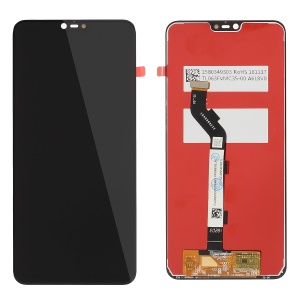 LCD Screen and Digitizer Assembly Part for Xiaomi Mi 8 Lite - Black