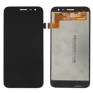 OEM LCD Screen and Digitizer Assembly Replace Part for Samsung Galaxy J2 Core J260 - Black