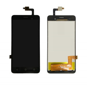 LCD Screen and Digitizer Assembly Repair Part for Wiko Jerry - Black