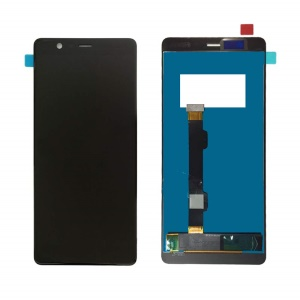 OEM LCD Screen and Digitizer Assembly for Nokia 5.1 - Black