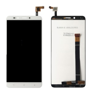OEM LCD Screen and Digitizer Assembly Replace Part for Alcatel A7 XL - White
