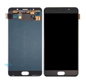 OEM LCD Screen and Digitizer Assembly Replace Part for Meizu Pro 6 Plus - Black