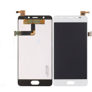 OEM LCD Screen and Digitizer Assembly Replacement for Wiko U Feel Prime - White