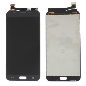 OEM LCD Screen and Digitizer Assembly Part for Samsung Galaxy J7 V J727 - Black