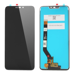 OEM LCD Screen and Digitizer Assembly Replace Part for Asus Zenfone Max (M2) ZB633KL - Black