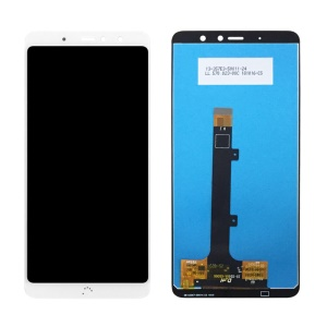 OEM LCD Screen and Digitizer Assembly for BQ Aquaris X2/X2 Pro - White