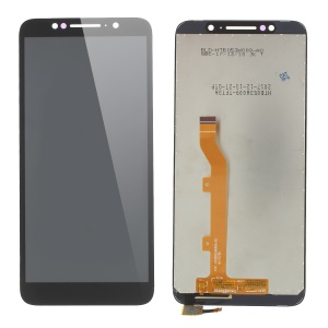 OEM LCD Screen and Digitizer Assembly Part for Alcatel 1C 5009 - Black