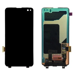 OEM Для Замены Samsung LCD Galaxy S10 Plus ЖК-экран И Дигитайзер - Черный