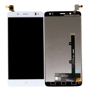 OEM LCD Screen and Digitizer Assembly for BQ Aquaris V Plus / VS Plus - White