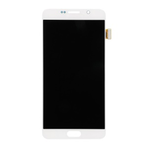 OEM LCD Screen and Digitizer Assembly for Samsung Galaxy Note5 SM-N920 - White