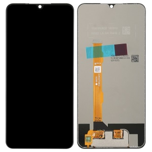 LCD Screen and Digitizer Assembly Replacement for Vivo Y97 - Black