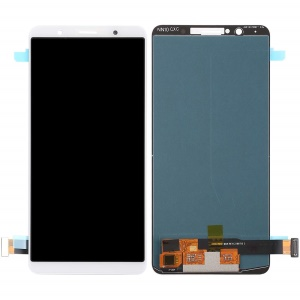 LCD Screen and Digitizer Assembly Replace Part for vivo X20 - White