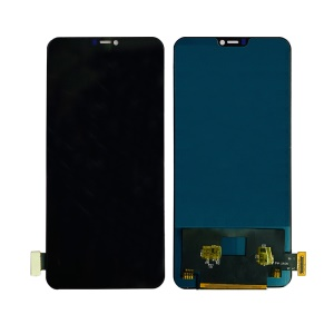 LCD Screen and Digitizer Assembly Replacement Part for vivo X21 - Black
