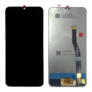 OEM LCD Screen and Digitizer Assembly Part for Samsung Galaxy M20 M205 - Black