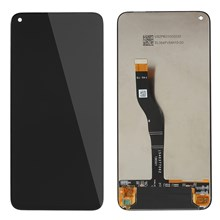 OEM LCD Screen and Digitizer Assembly for Huawei nova 4 / Honor V20 - Black