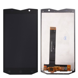 OEM LCD Screen and Digitizer Assembly Replace Part for BlackView BV8000 Pro - Black
