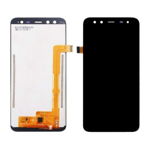 OEM LCD Screen and Digitizer Assembly Replace Part for BlackView S8 - Black