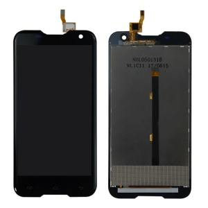 OEM LCD Screen and Digitizer Assembly Replacement for BlackView BV5000 - Black