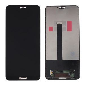 For Huawei P20 LCD Screen and Digitizer Assembly Part - Black