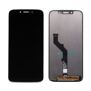 OEM LCD Screen and Digitizer Assembly Repair Part for Motorola Moto G7 Play 5.7 inch - Black