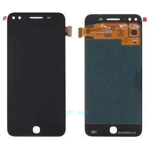 OEM LCD Screen and Digitizer Assembly Replacement Part for Alcatel X1 7053 - Black