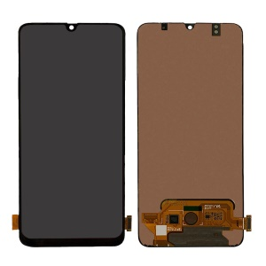 OEM LCD Screen and Digitizer Assembly Replace Part for Samsung Galaxy A70 SM-A705 - Black