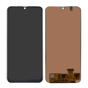 OEM LCD Screen and Digitizer Assembly Part for Samsung Galaxy A20 SM-A205 - Black