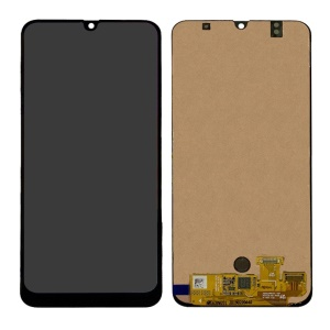 OEM LCD Screen and Digitizer Assembly Replace Part for Samsung Galaxy A50 - Black