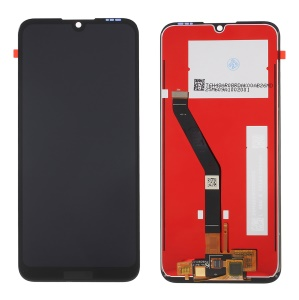 Substituição Do Conjunto Da Tela E Do Digitador Do LCD Para O Huawei Y6 2019 / Y6 Pro 2019 / Y6 Prima 2019 - Preto