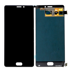 OEM LCD Screen and Digitizer Assembly Repair Part for Meizu PRO 7 Plus - Black